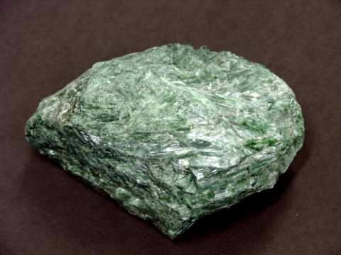 Actinolite Mineral Specimens and Crystals
