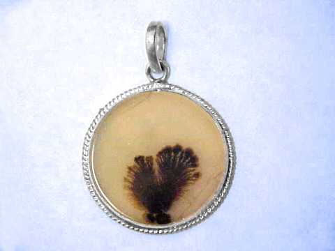 Dendritic Agate Necklaces and Jewelry
