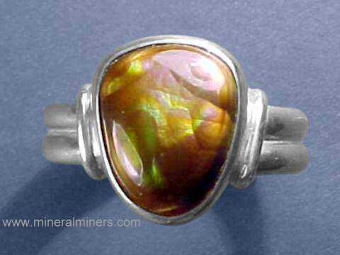 Fire Agate Jewelry