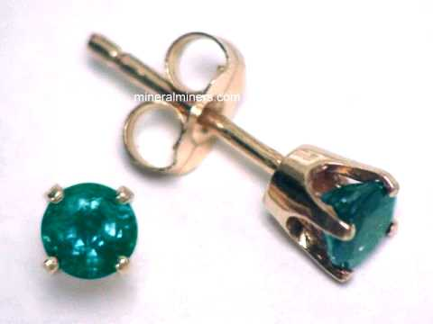 Large Image of alxj132_natural-alexandrite-earrings