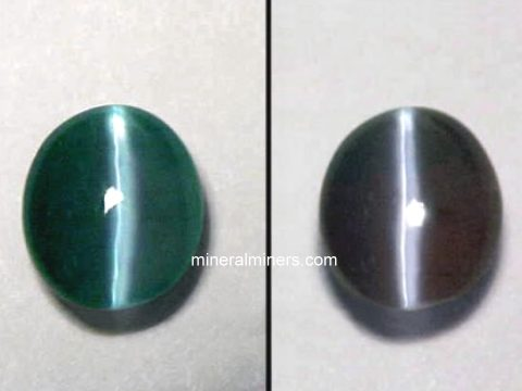Cats Eye Alexandrite Gemstone