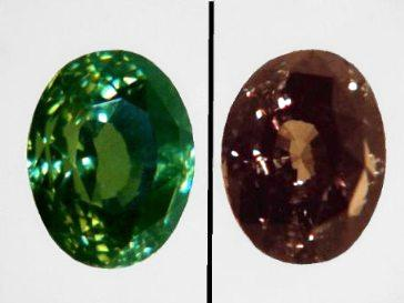 Rare Large Size Collector Quality 7.43 carat Natural Alexandrite Gemstone with GIA Certificate