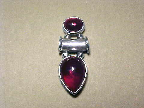 Almandine Garnet Jewelry: Pendants, Earrings, Bracelets, Necklaces and Rings