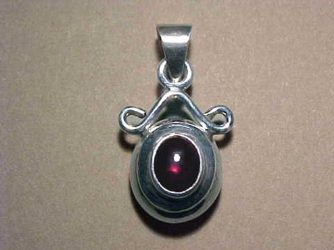 Large Image of almj113x_red-garnet-jewelry