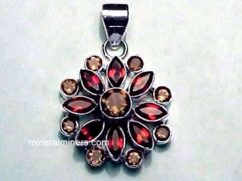Large Image of almj126x_red-garnet-jewelry-pendant