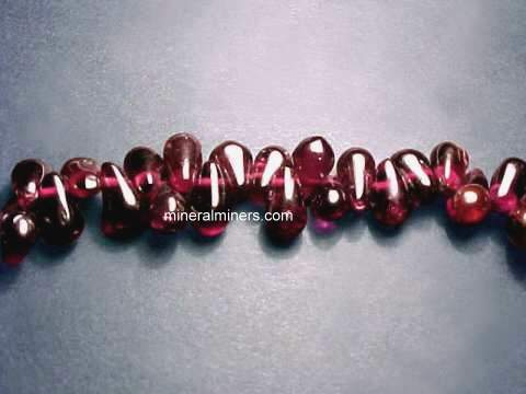 Large Image of almj140x_red-garnet-necklace