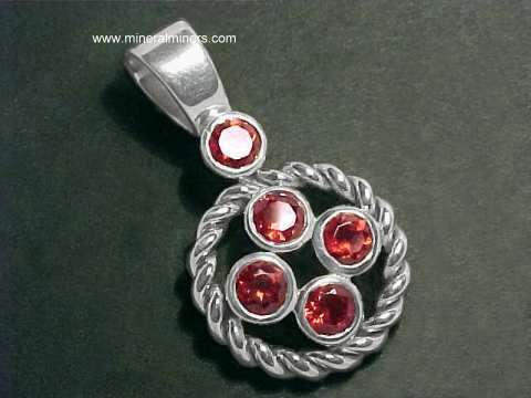 Large Image of almj190_red-garnet-jewelry