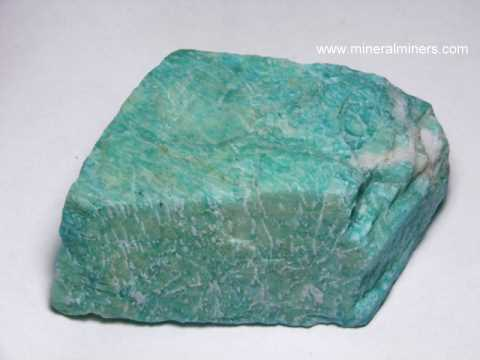 Amazonite Lapidary Rough