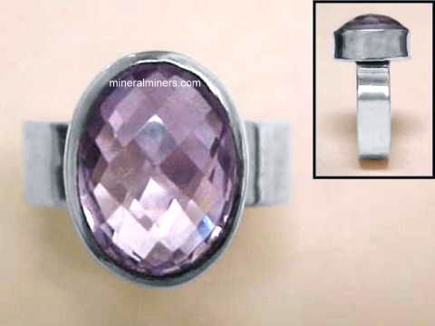 Large Image of amej266_amethyst-ring