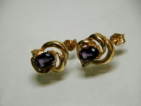 Large Image of amej289_amethyst-earrings
