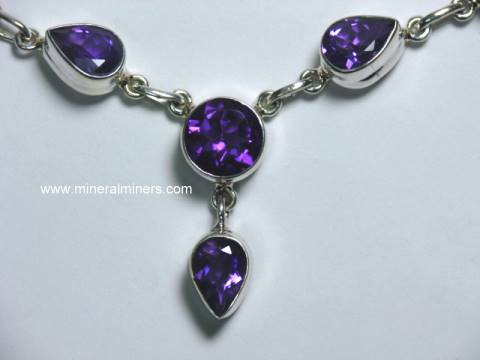 Large Image of amej352_amethyst-necklace