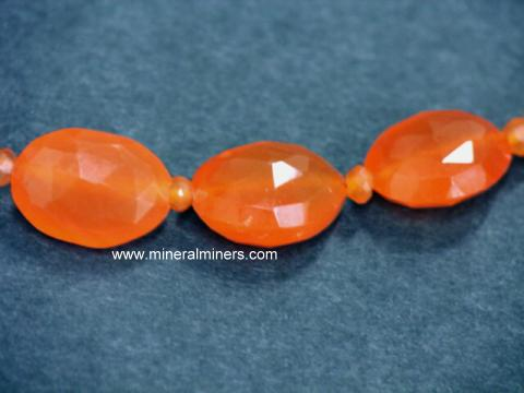 Large Image of carj120x_carnelian-necklace