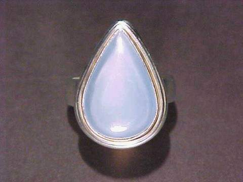 Large Image of chlj122_chalcedony-jewelry