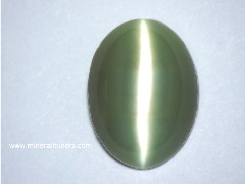 Chrysoberyl Cats Eye Gemstone
