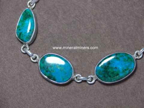 Large Image of chcj117_chrysocolla-jewelry