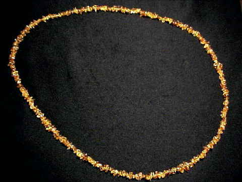 Citrine Necklaces