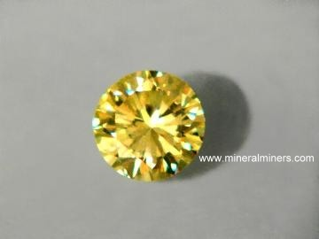 Natural Fancy Color Diamond