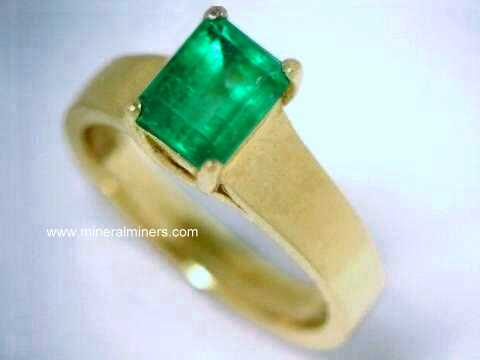 Large Image of emej167_emerald-ring