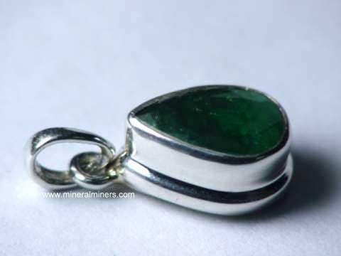 Emerald Jewelry Natural Emerald Pendants Emerald Rings