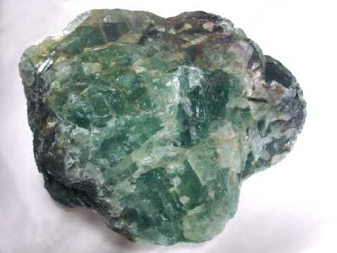 Large Image of flul124_fluorite-rough