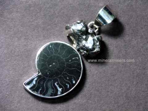 Large Image of fosj165_fossil-jewelry