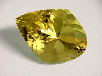 Heliodor Gemstones: natural color yellow-golden beryl ...