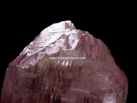 Kunzite Mineral Specimens
