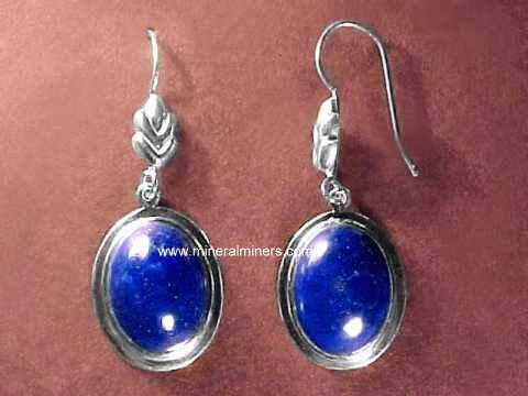 Large Image of lapj250x_lapis-lazuli-earrings