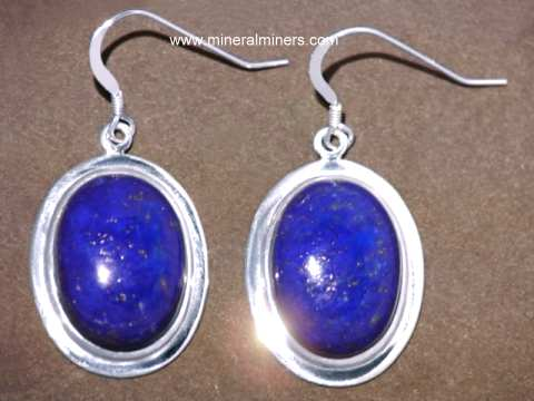 Large Image of lapj271x_lapis-lazuli-earrings