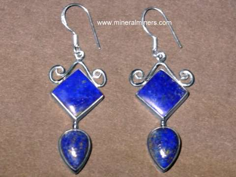 Large Image of lapj272_lapis-lazuli-earrings