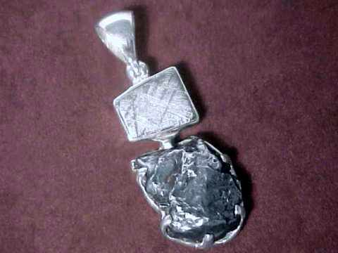 Large Image of metj271_meteorite-jewelry