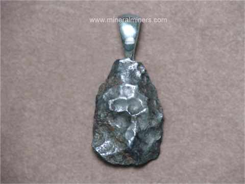 Large Image of metj309_meteorite-jewelry