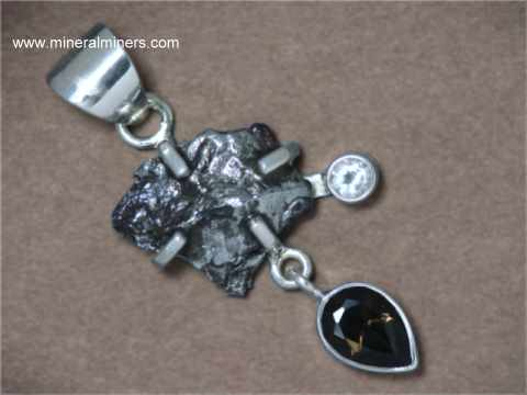 Large Image of metj319_meteorite-jewelry