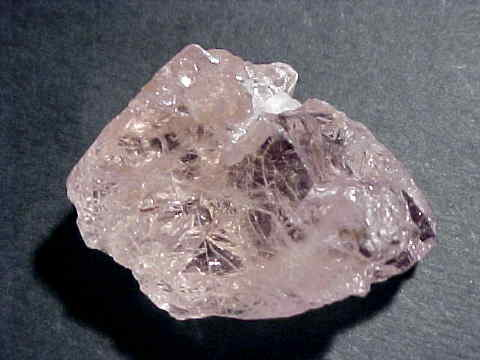MORGANITE Factsheet & Information Page at mineralminers.