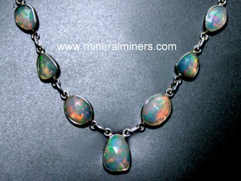 Large Image of opaj482_opal-necklace