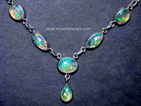 Large Image of opaj483_opal-necklace