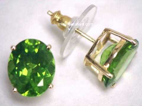 Large Image of perj205a_peridot-earrings