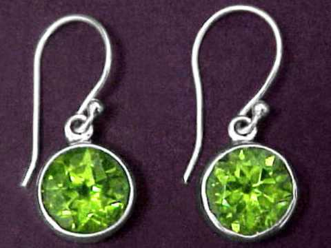 Large Image of perj255_peridot-earrings