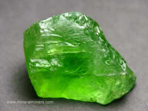 Large Image of perm303_peridot-rough