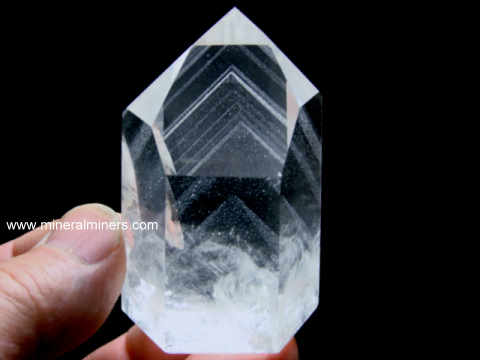 Phantom Quartz Crystal
