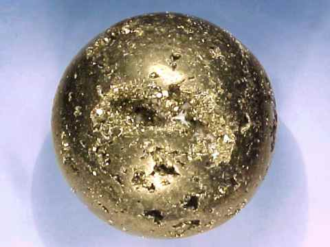 Large Image of pyts160_pyrite-sphere