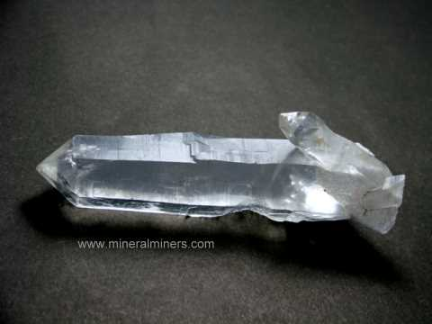 Facet Grade Quartz Crystal