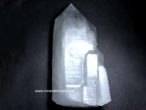 Natural Quartz Mineral Specimens and Quartz Crystals
