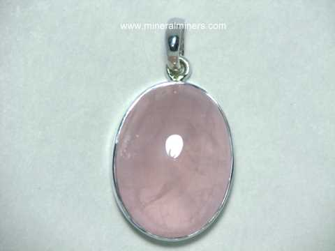 Large Image of rsqj180_rose-quartz-jewelry
