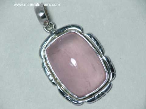 Large Image of rsqj182_rose-quartz-jewelry