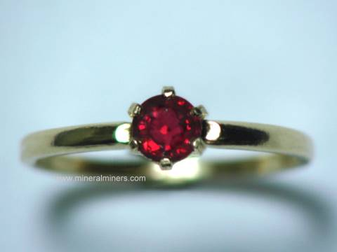 Large Image of rbyj313a_ruby-jewelry