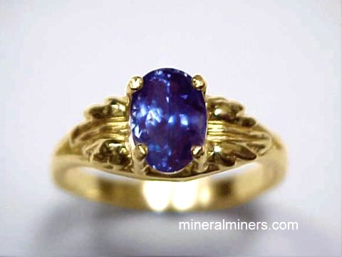 Blue Sapphire Ring