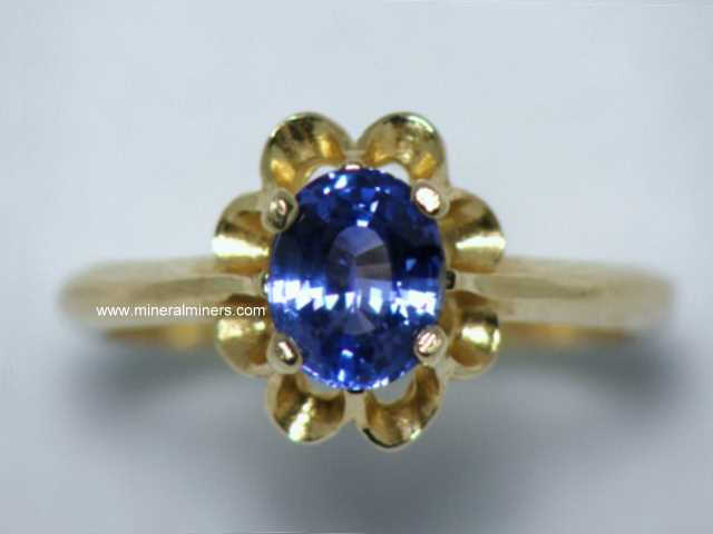 Large Image of sblj242_blue-sapphire-ring