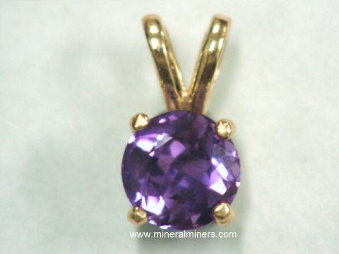 Large Image of spkj145_purple-sapphire-jewelry