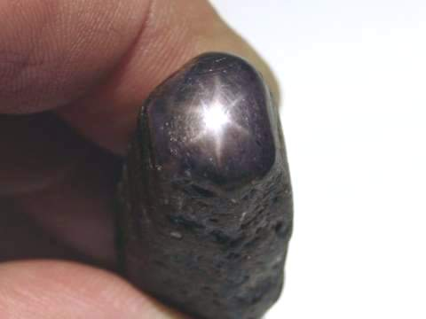 Star Sapphire Crystal